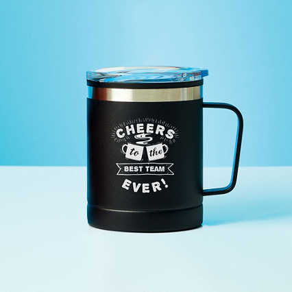 Value Adventure Mug - Cheers!
