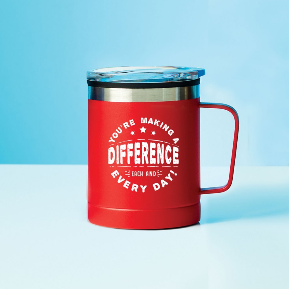 View larger image of Value Adventure Mug - Making A Difference