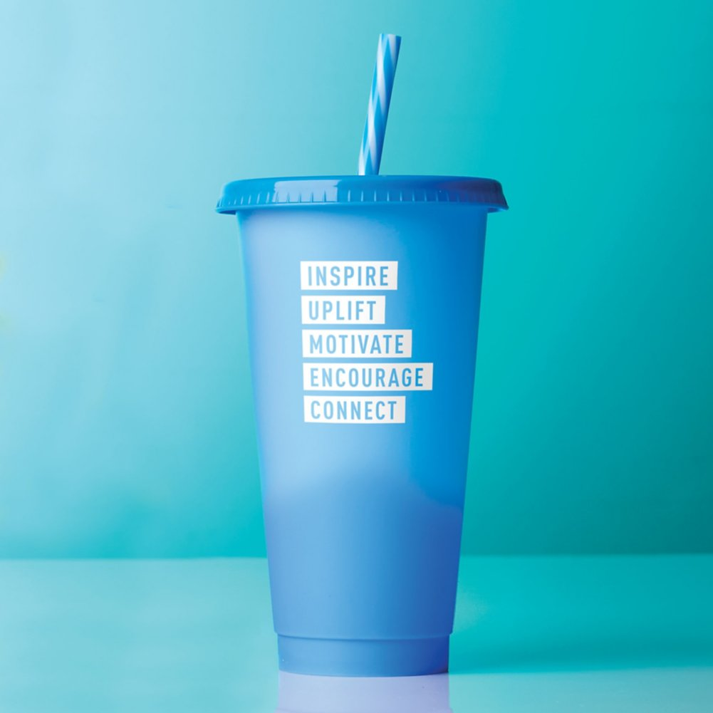 View larger image of Statement Color Changing Tumblers - Inspire