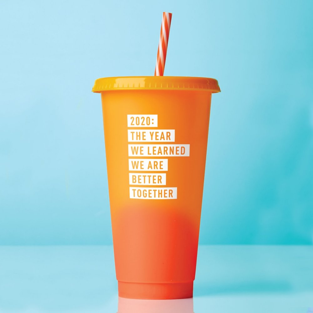 View larger image of Statement Color Changing Tumblers - 2020