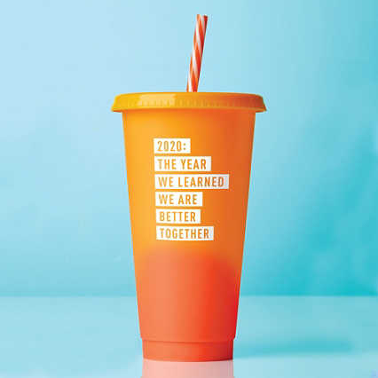 Statement Color Changing Tumblers - 2020