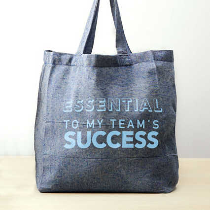 Feel Good Recycled Tote - Essential