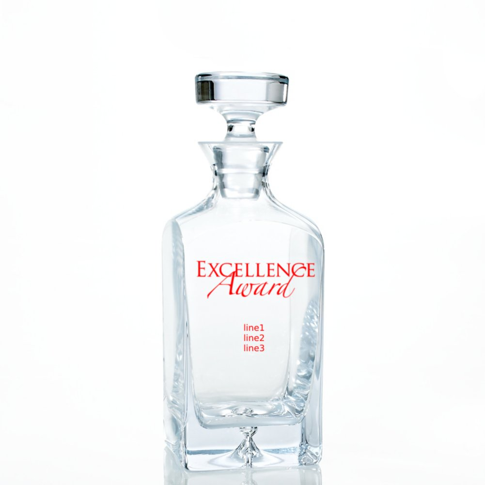 View larger image of Executive Decanter
