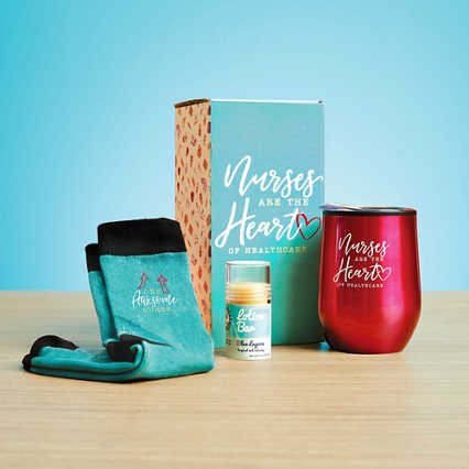 You Deserve a Break Gift Set - Heart of Healthcare