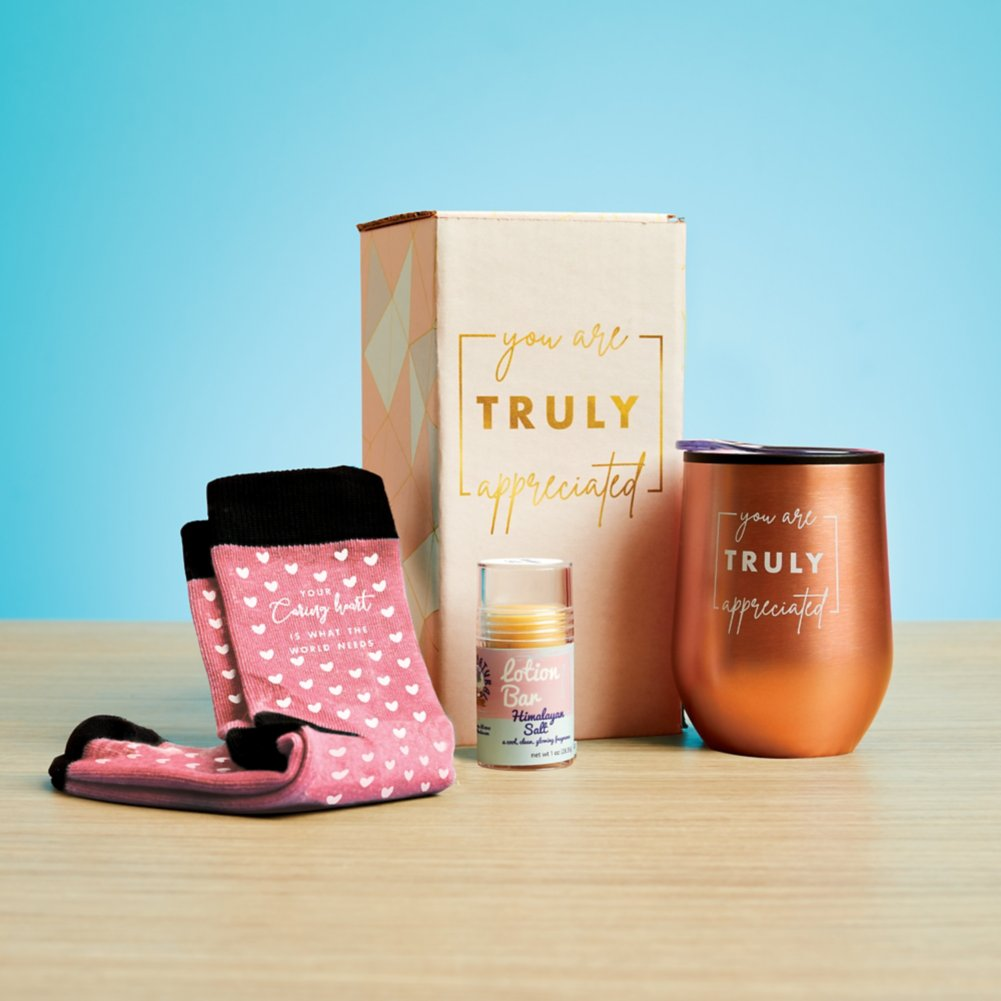 View larger image of You Deserve a Break Gift Set - Truly Appreciated