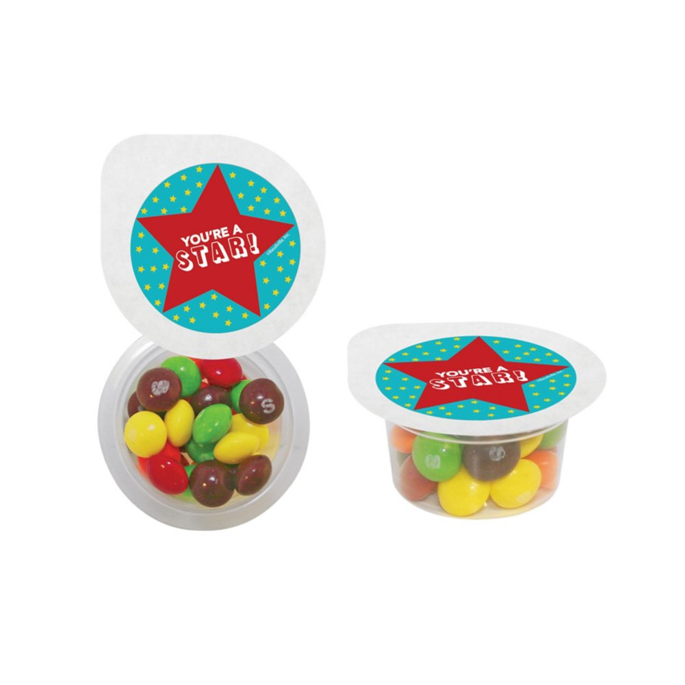 View larger image of Sweet Treat Skittles® Cup - You're a Star!