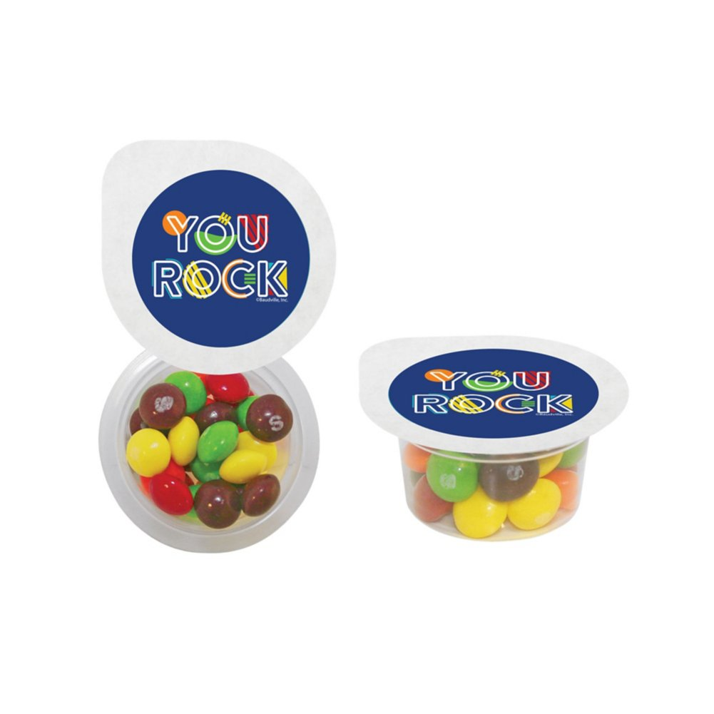 View larger image of Sweet Treat Skittles® Cup - You Rock
