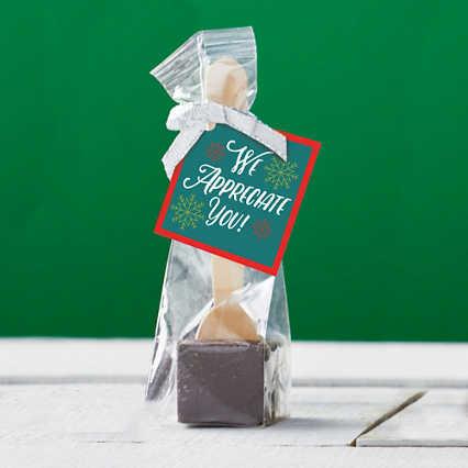 Hot Cocoa Spoon - We Appreciate You