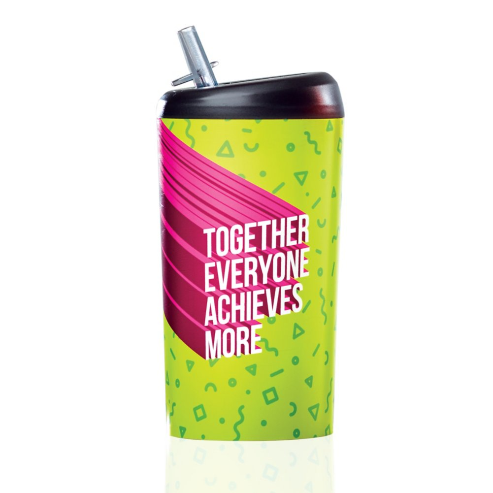 View larger image of Value Pop-Top Water Bottles-Together Everyone Achieves More