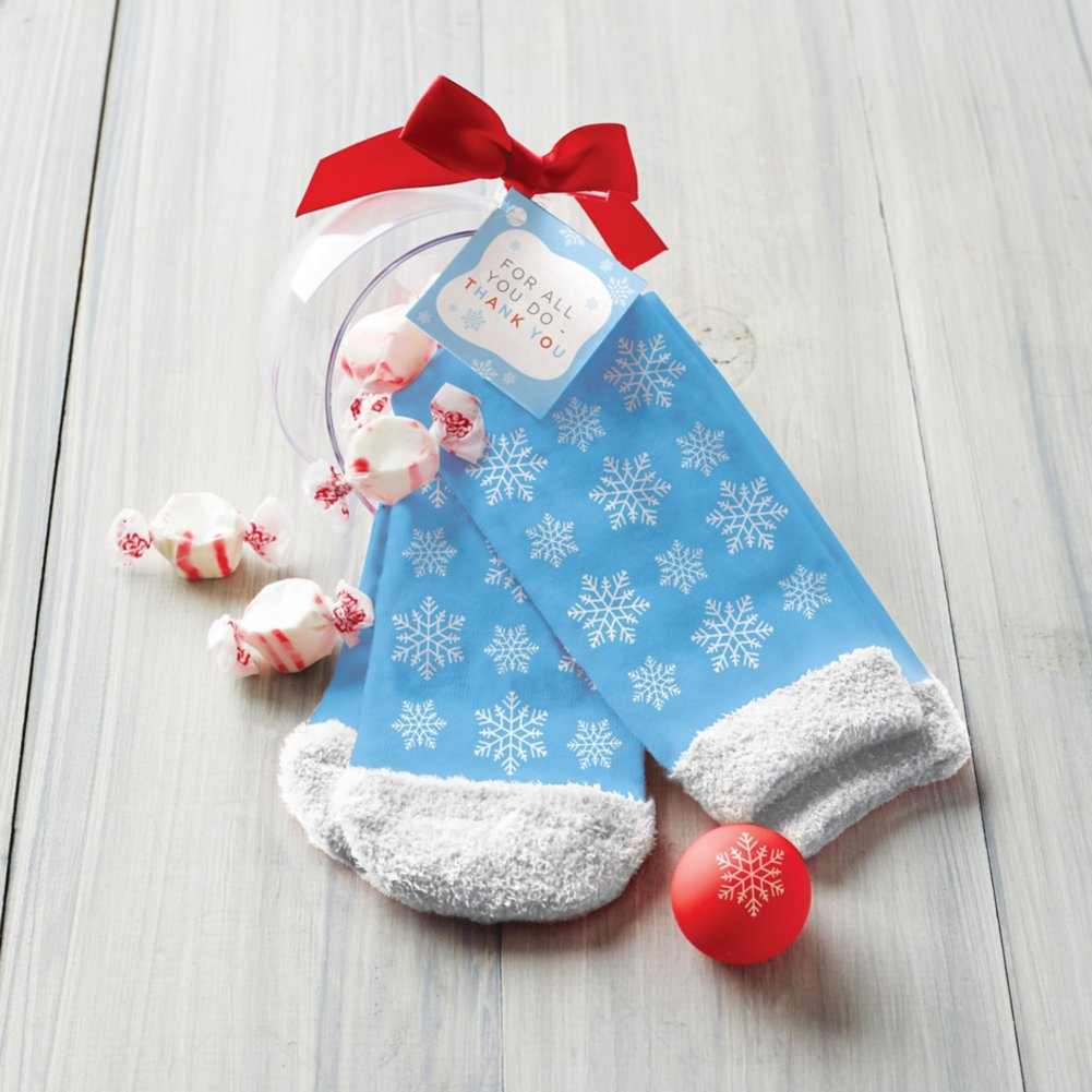 View larger image of Stocking Stuffer Ornament Gift Sets - Thank You