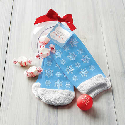 Stocking Stuffer Ornament Gift Sets - Thank You