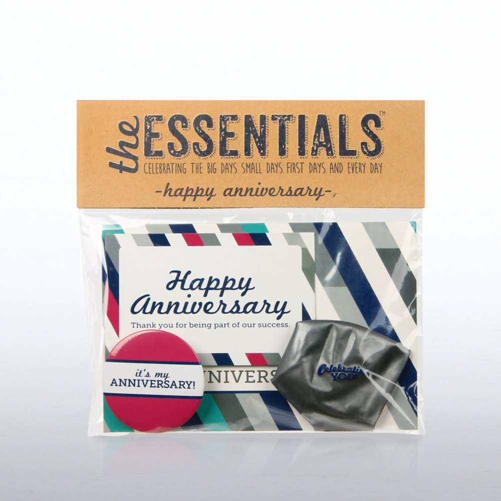 View larger image of The Essentials - Happy Anniversary