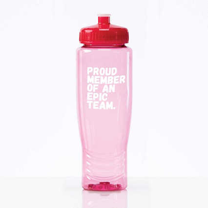Value Fitness Water Bottle - Proud Member Of An Epic Team