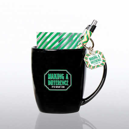 Mug Full of Awesome Gift Set - Making a Difference