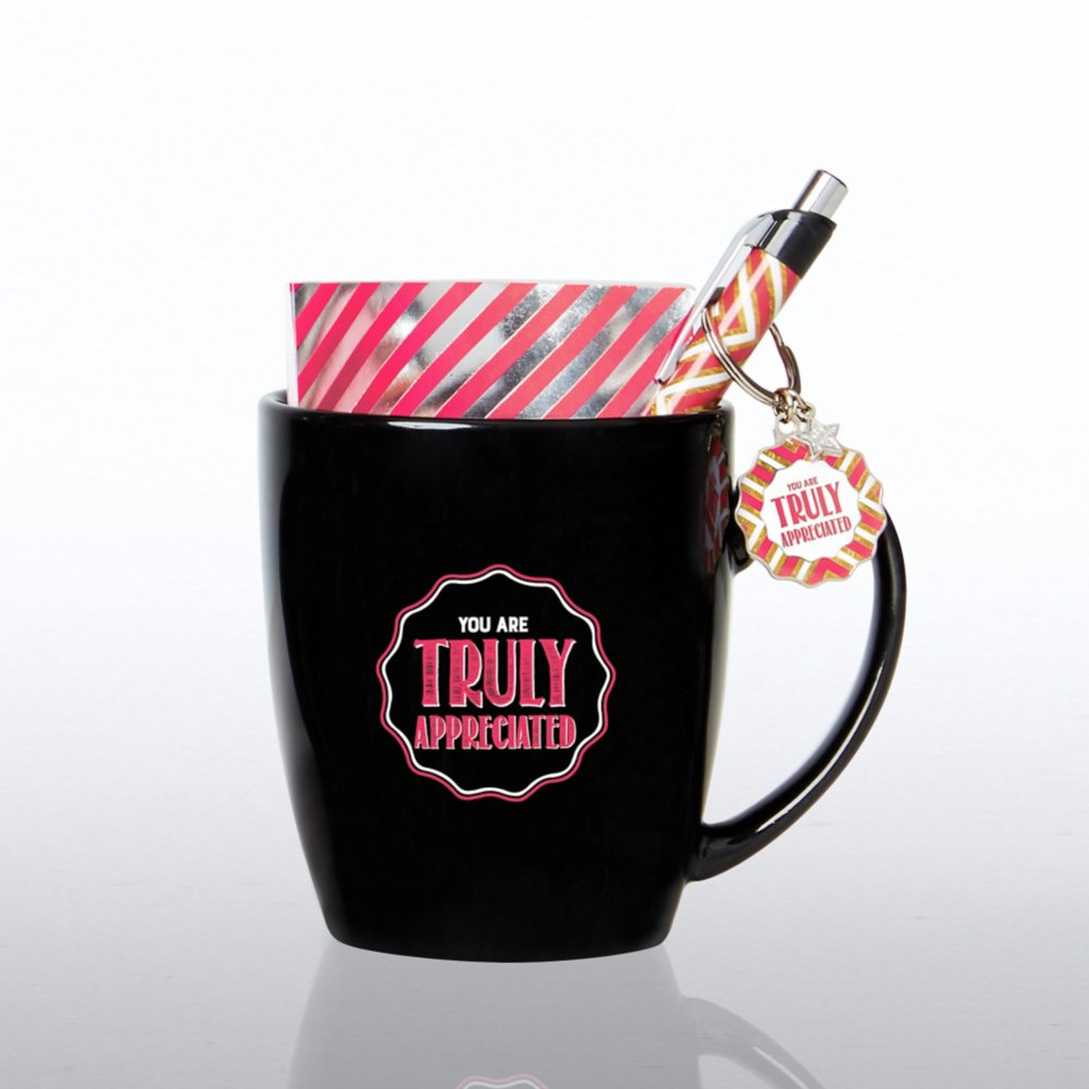 View larger image of Mug Full of Awesome Gift Set - You Are Truly Appreciated