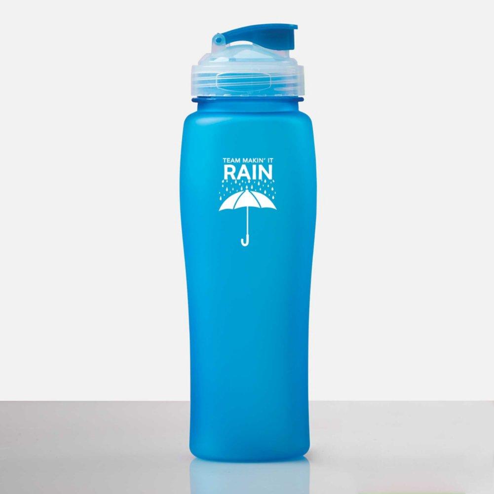 Fluorescent Value Water Bottle - Team Makin' It Rain