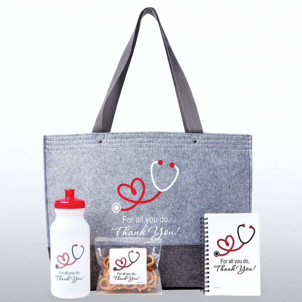 View larger image of Tote-ally Fantastic Gift Set - Stethoscope: Thank You