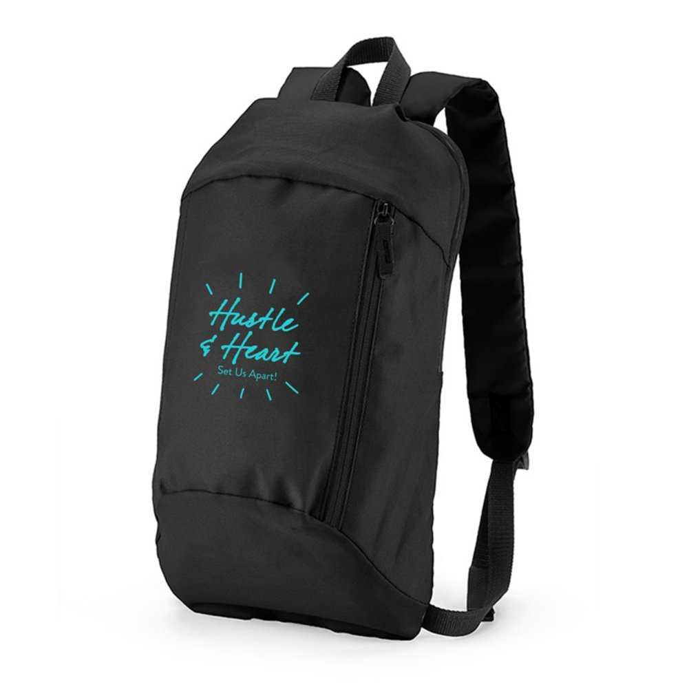View larger image of Budget Backpack - Hustle & Heart Set Us Apart!