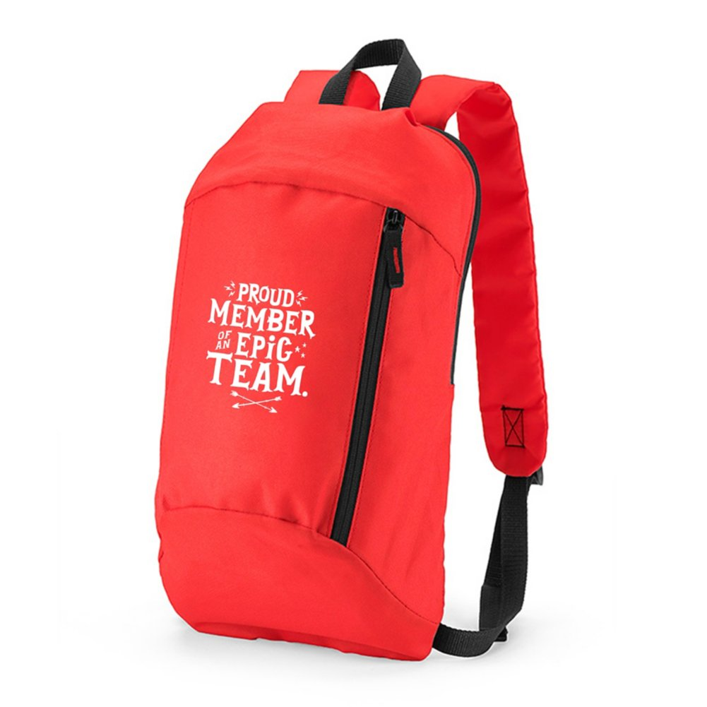 View larger image of Budget Backpack - Proud Member of an Epic Team