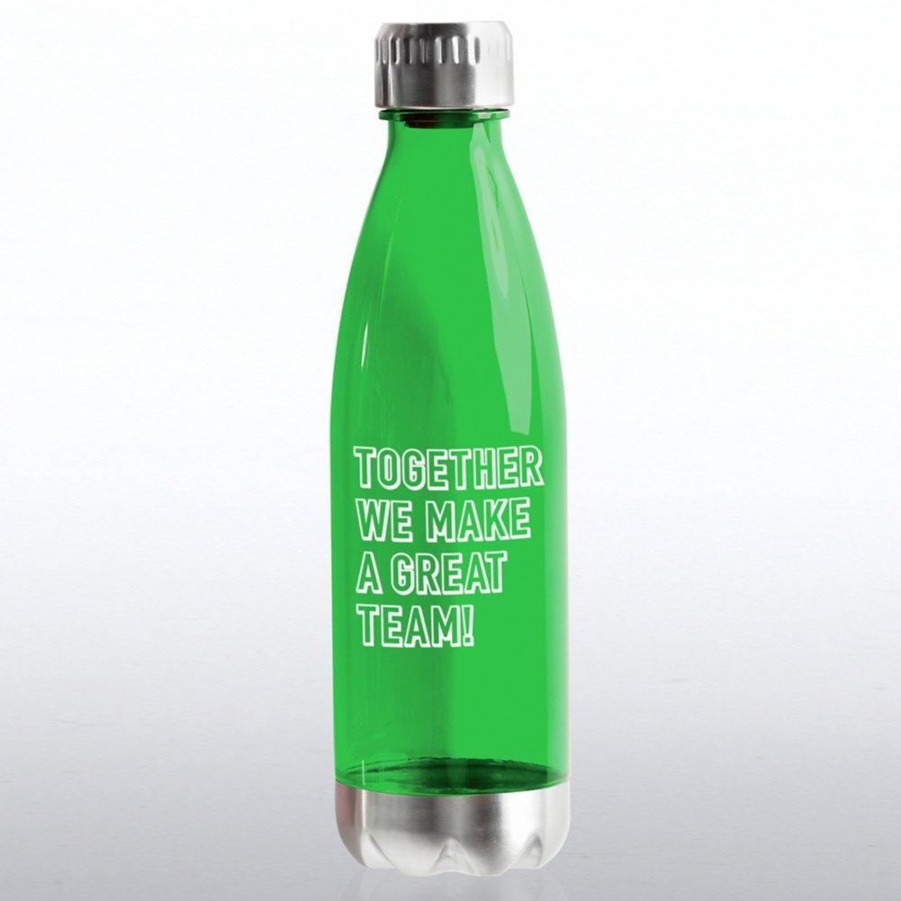 Value Bowie Bottle - Together We Make A Great Team!