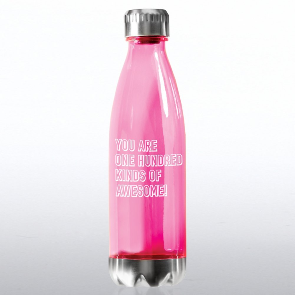 Value Bowie Bottle - You Are One Hundred Kinds Of Awesome