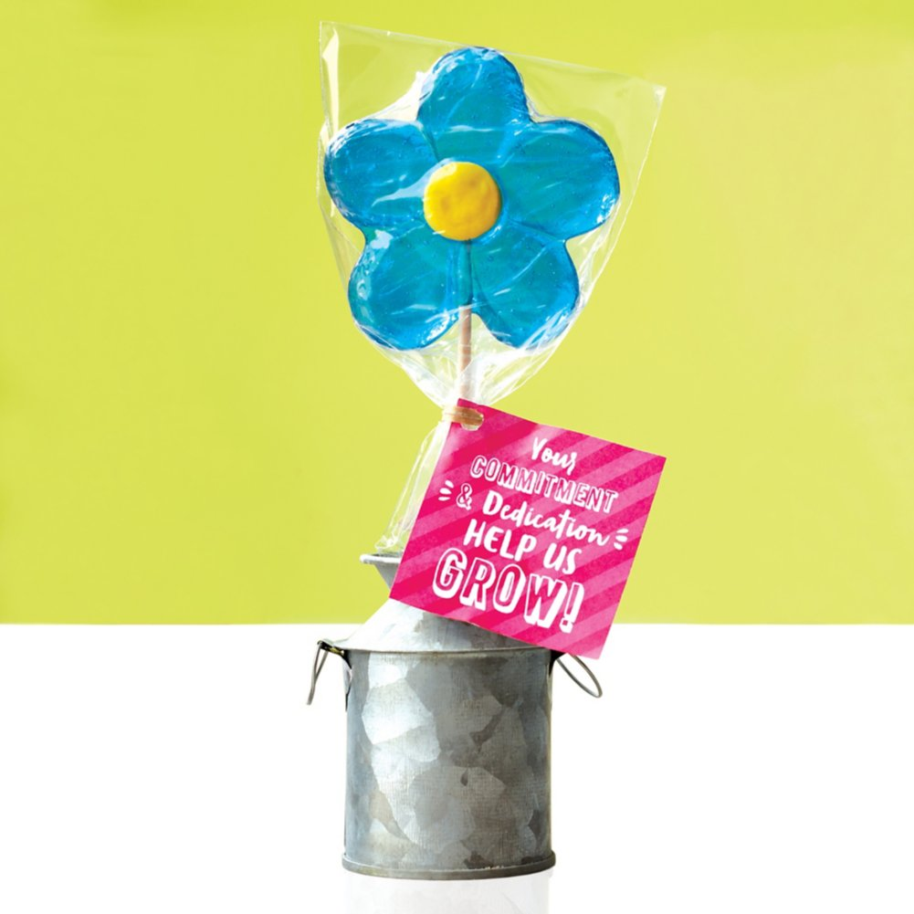 View larger image of Daisy Lollipop - Your Commitment & Dedication Help Us Grow!