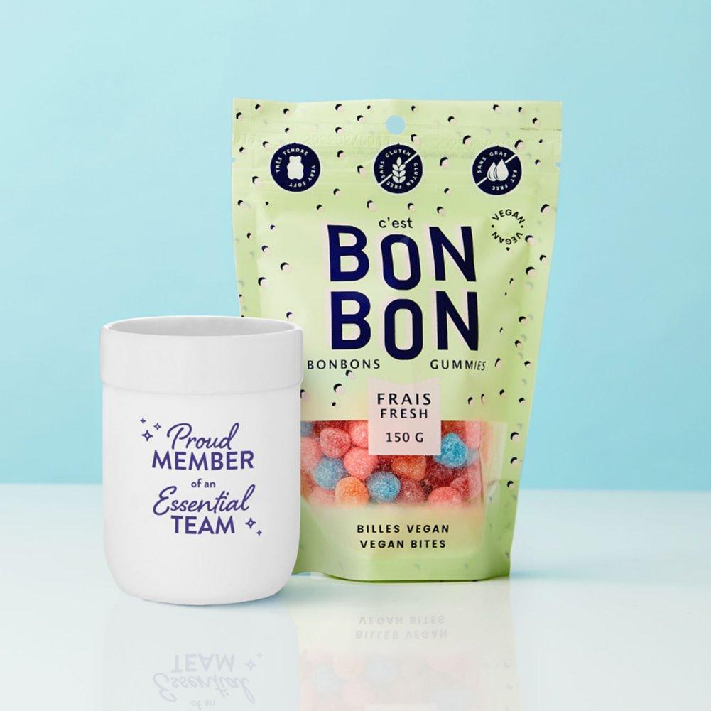 View larger image of You're the Bon.com! - Essential Team