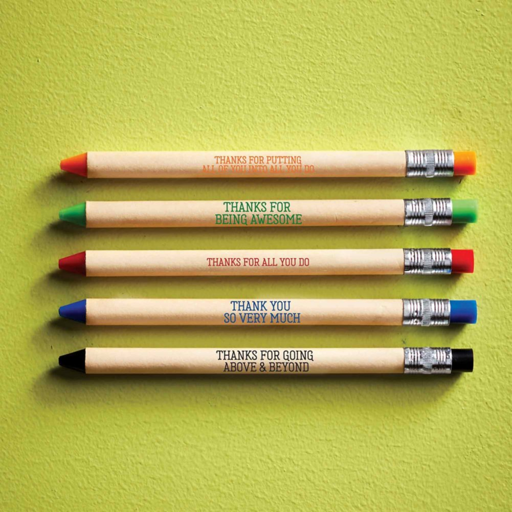 View larger image of Pencil Look Pen Set