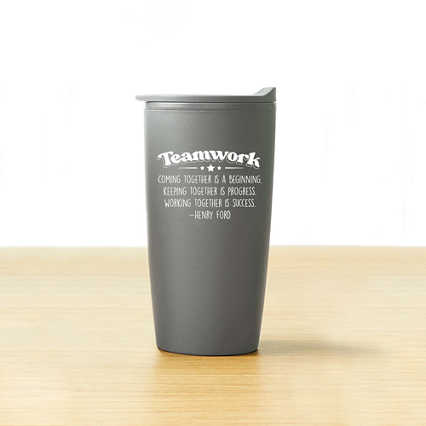 Value Wheat Harvest Tumbler - Teamwork