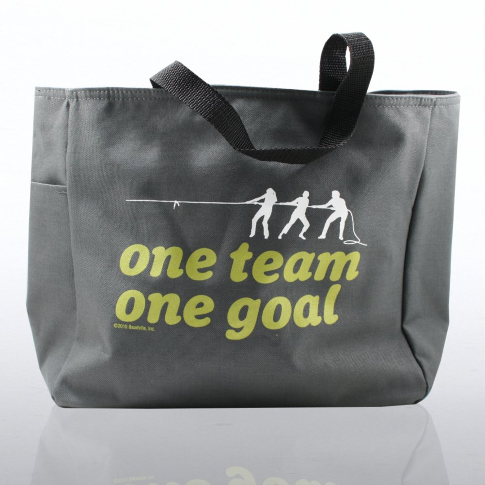 View larger image of Tote Bag - One Team, One Goal