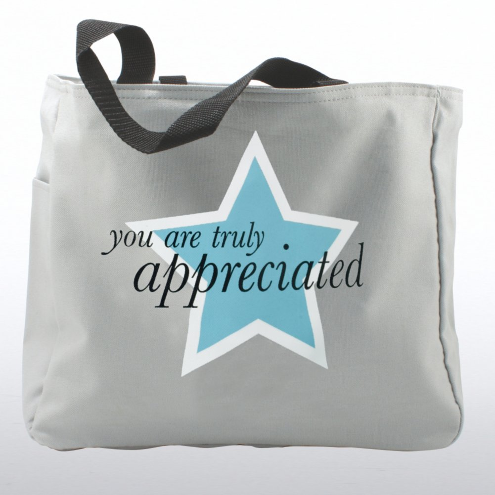 View larger image of Tote Bag - You are Truly Appreciated