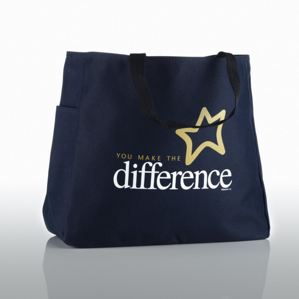 View larger image of Tote Bag - You Make the Difference