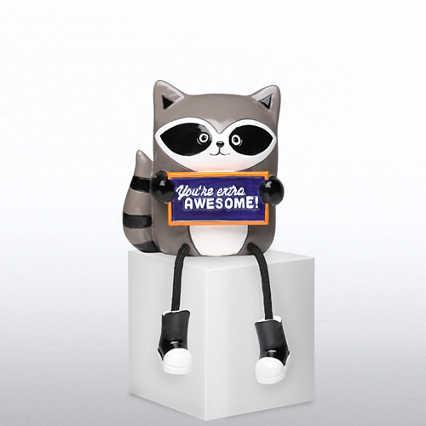 Woodland Shelfee - Raccoon: You're Extra Awesome