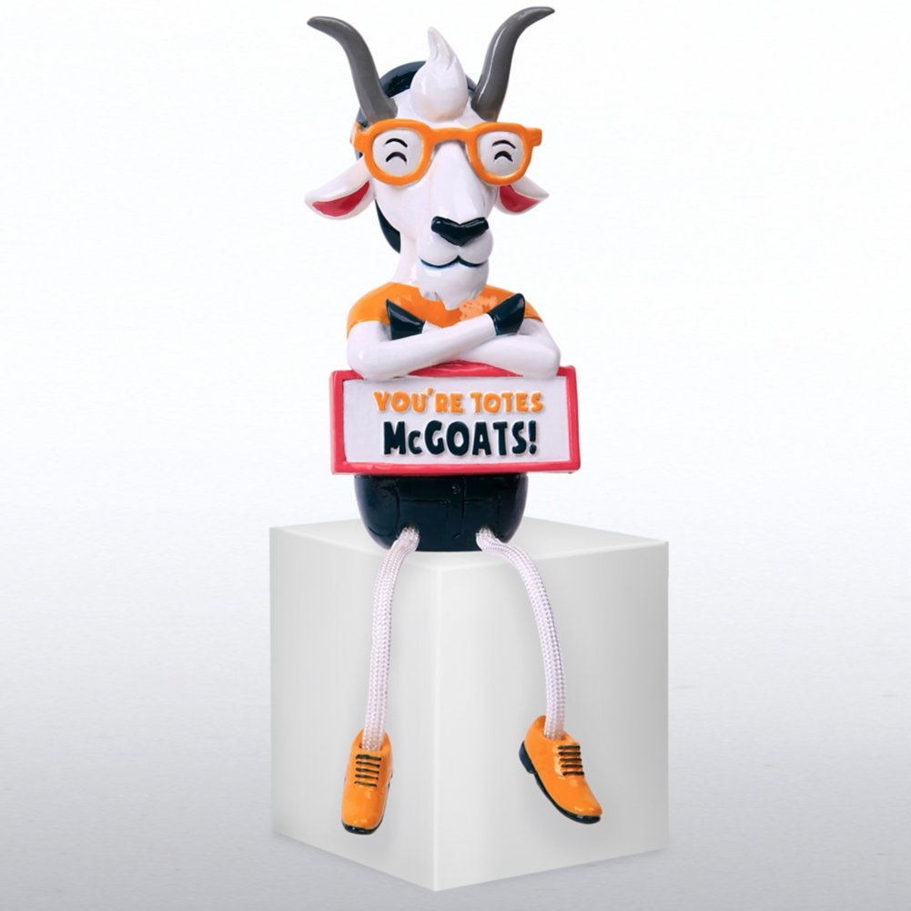 Hipster Shelfee - Goat - You're Totes McGoats