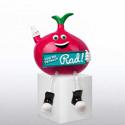 Shelfee - Radish: You're Totally Rad