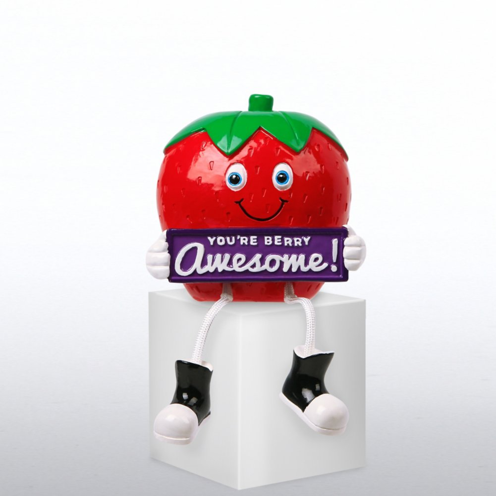 View larger image of Shelfee - Strawberry:  You're Berry Awesome