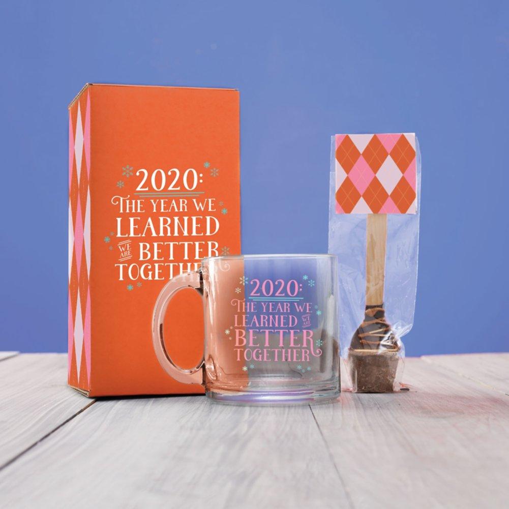 View larger image of Grateful Mug & Hot Cocoa Gift Sets - 2020