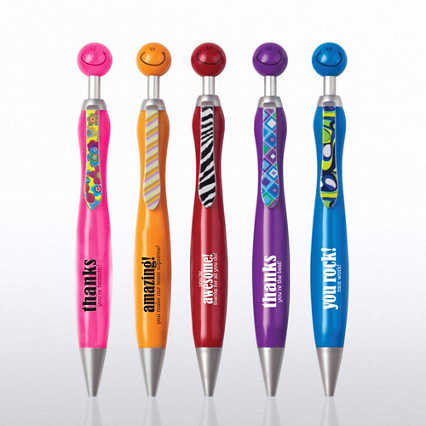Smiley Pens