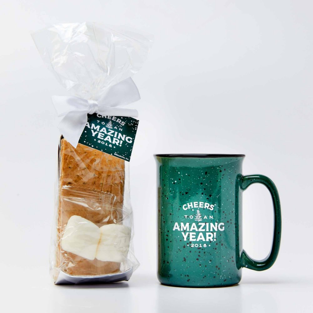 View larger image of Cozy Campfire Gift Set - Cheers to Amazing Year