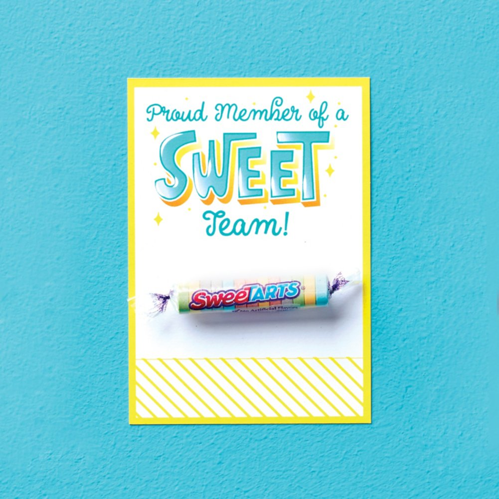 View larger image of Candy Coated Cards - Proud Member of a Sweet Team!