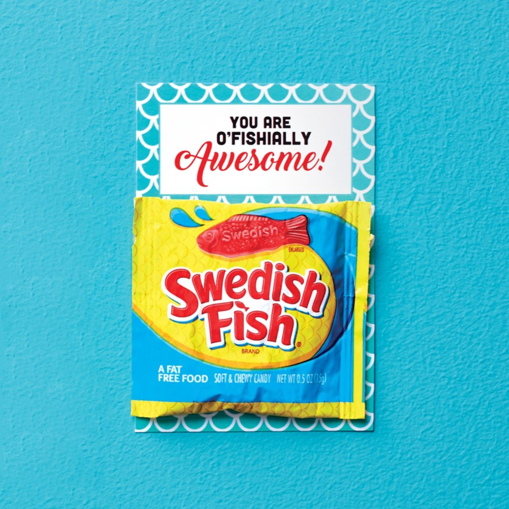 View larger image of Candy Coated Cards - You Are O'Fishially Awesome!