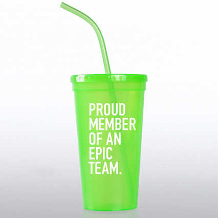Value Tumbler - Proud Member of an Epic Team