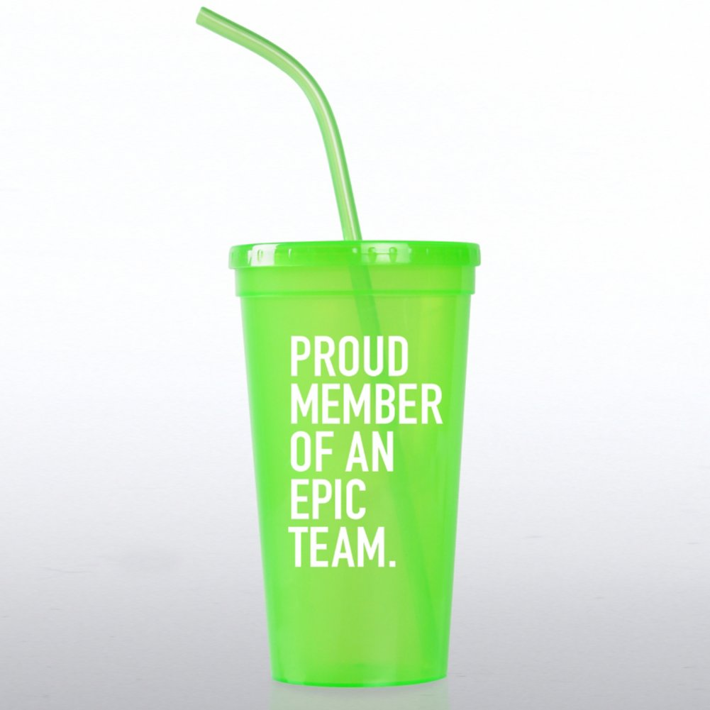 View larger image of Value Tumbler - Proud Member of an Epic Team