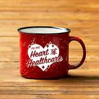 View larger image of Campfire Mug - Heart of Healthcare
