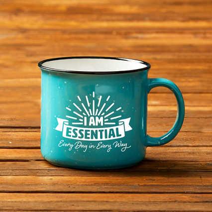 Campfire Mug - I Am Essential