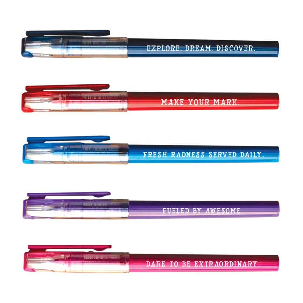 View larger image of Write Stuff Pen Pack - Inspirations