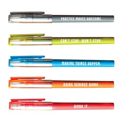 Write Stuff Pen Pack - Write On!