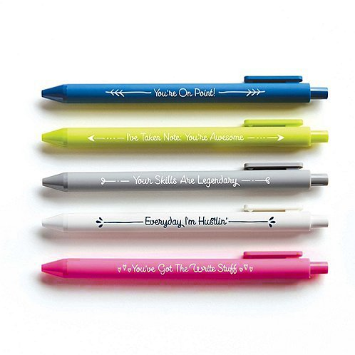 View larger image of Colorful Pen Pack - Thankful Appreciation