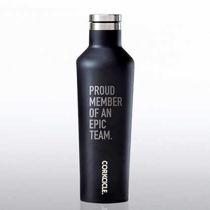 Corkcicle Canteen - Proud Member of an Epic Team