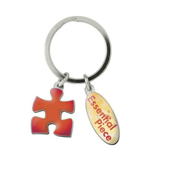 View larger image of Simply Charming Key Chain - Essential Piece